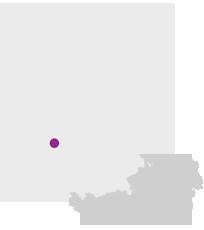 Landeskarte Deutschland